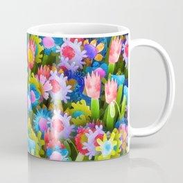 Flowers. Children's drawings Coffee Mug