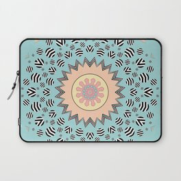Pastel Mandala Laptop Sleeve