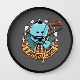 A Meeseeks Obeys Wall Clock