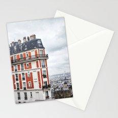 Paris Postcards. Stationery Cards