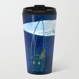 Flying the ocean Travel Mug