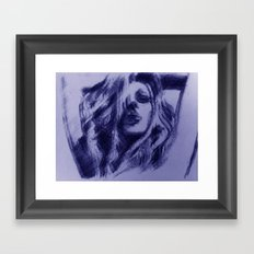 Kate 2.0 Framed Art Print