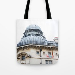 Unexpected Colour Tote Bag