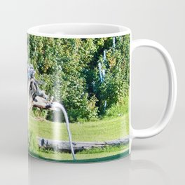 Stumpy and the Raspberries Coffee Mug