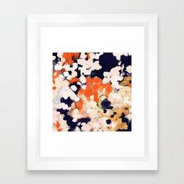 Kina Framed Art Print
