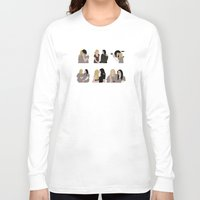oitnb Long Sleeve T-shirts featuring I Heart You OITNB by Vauseman Addict