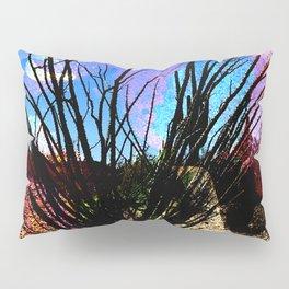 Wild Ocotillo Pillow Sham