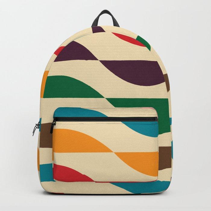 Summer waves Backpack