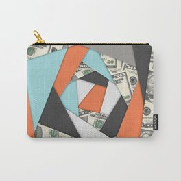 Layered Money Carry-All Pouch