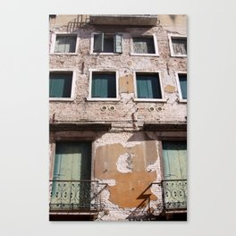 Peel Canvas Print