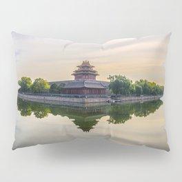 Forbidden City moat Pillow Sham