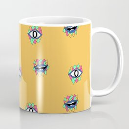Geometric Humans Coffee Mug