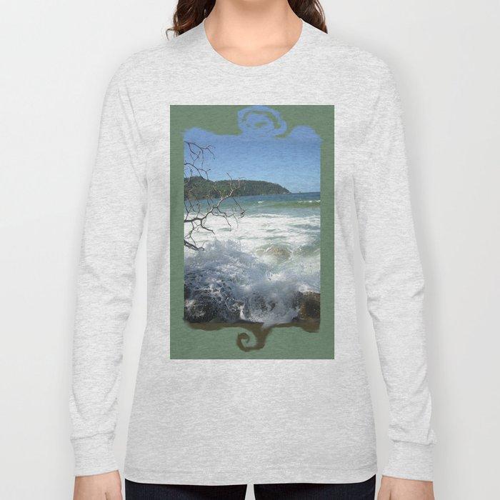 Crash Long Sleeve T-shirt