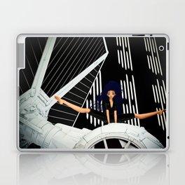 Tie Girl Laptop & iPad Skin