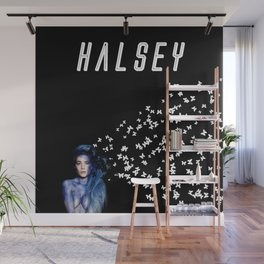 Halsey (Demo) Wall Mural