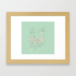 Bound By You Framed Art Print