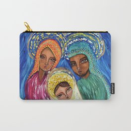 A Baby Changes Everything Carry-All Pouch