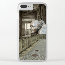 An Unexpected Friendship Clear iPhone Case