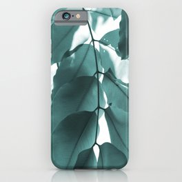 Leaves VI iPhone Case