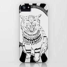 cat2 iPhone Case