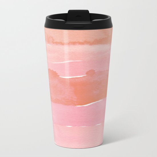 Stack VII Metal Travel Mug