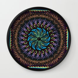 Choreography Wall Clock