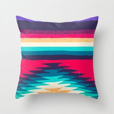 SURF GIRL Throw Pillow