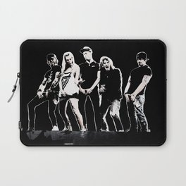 WARNER DRIVE - LIVE CURRENT WALL series - BLACK version Laptop Sleeve