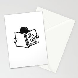 50 Ways To Leave Your Lover Stationery Cards
