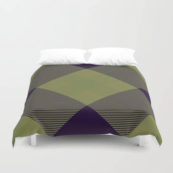 Tartan Pattern 2 Duvet Cover