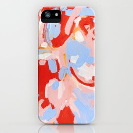 Color Study No. 8 iPhone Case