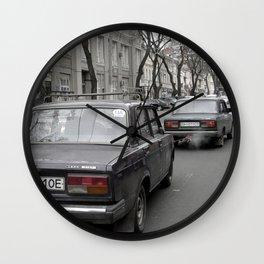 Odessa Ukraine Wall Clock