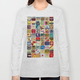 Antique Condoms Long Sleeve T-shirt