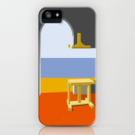 The Humain Condition I iPhone Case