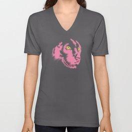 Pink Panther Unisex V-Neck