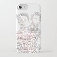 sterek iPhone & iPod Cases featuring STEREK by Amélie Store