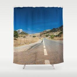 Spain  Shower Curtain