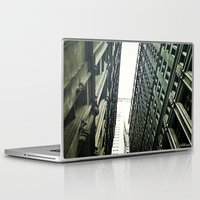 inception Laptop & iPad Skins featuring inception by ALEXIS