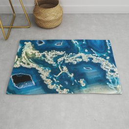 Blue Ice Agate 3035 Rug