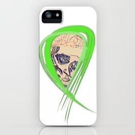 Mental Health iPhone Case