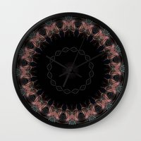 halo Wall Clocks featuring Halo by Silentwolf