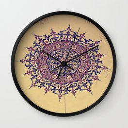 mosque Wall Clock