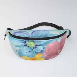 Flower Power Fanny Pack