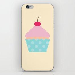 #95 Cupcake iPhone Skin