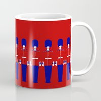 uk Mugs featuring UK by Marcus Wild