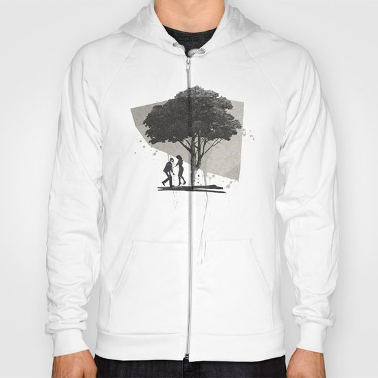 (Down By The) Family Tree | Collage Hoody