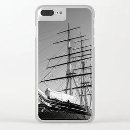 The Cutty Sark Clear iPhone Case