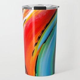 Mouvement d'energie Travel Mug