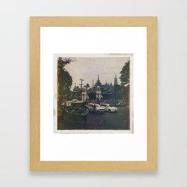 Burmese Memories #2 Framed Art Print