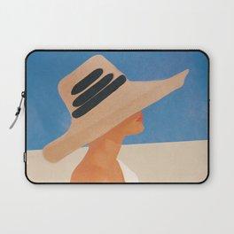 Summer Hat Laptop Sleeve